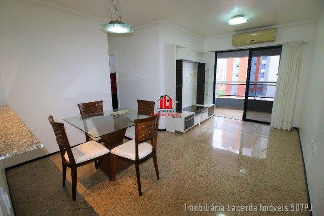 Edifício Bromélia, 78m², 8º Andar, Armários, Climatizado, 2 Vagas cobertas - Foto 3