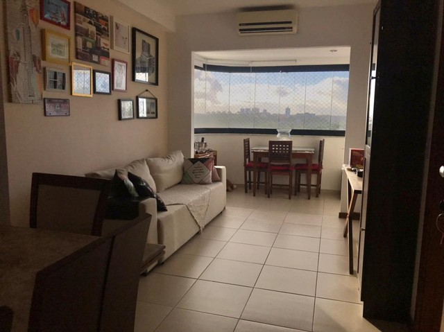 Apartamento à venda, 60m², 2/4, suíte, varanda, infraestrutura de lazer, no Imbuí - Salvad - Foto 3