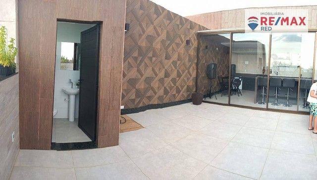 Cobertura com 3 dormitórios à venda, 200 m² por R$ 660.000,00 - Novo Horizonte - Conselhei - Foto 5