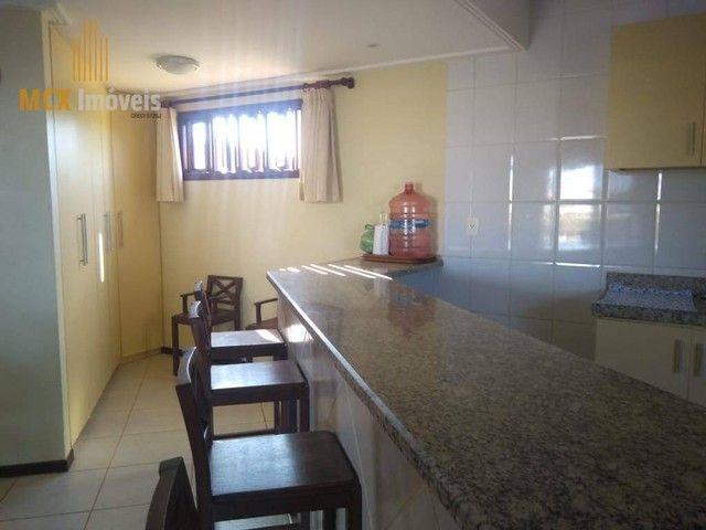 Casa com 5 dormitórios à venda, 380 m² por R$ 950.000,00 - Porto das Dunas - Aquiraz/CE - Foto 16