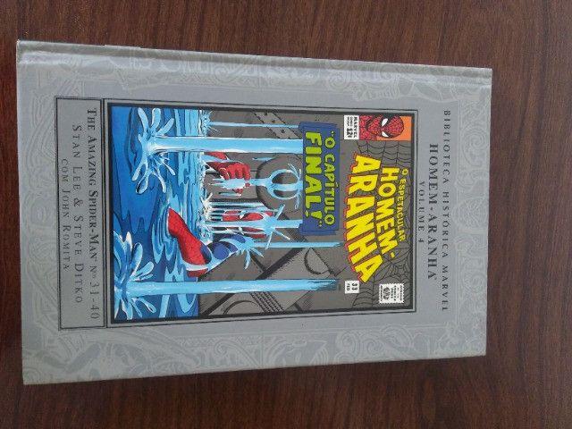 Biblioteca Histórica Marvel - Homem Aranha - Volume 4 - Foto 2