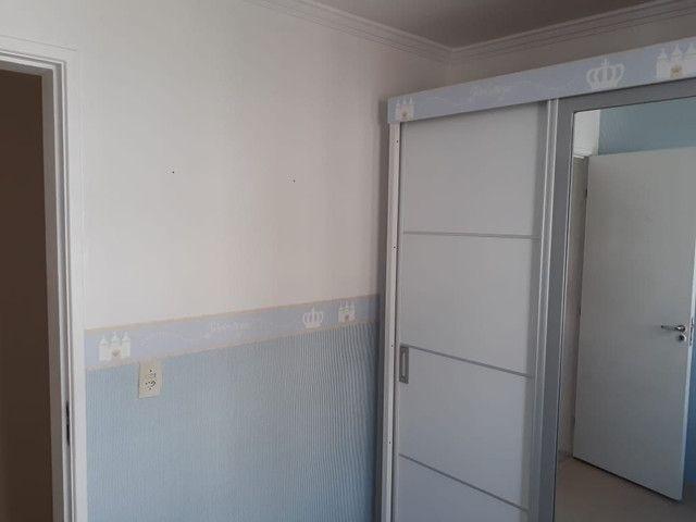 Apartamento de dois quartos financiado e reformado próximo ao centro de Belford roxo - Foto 3