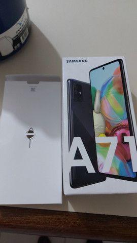 Galaxy A71  - Foto 3