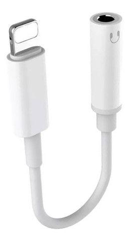 Adaptador Lightning Iphone para Conector de Fones de Ouvido P2 - 8254 - Foto 3