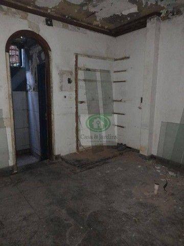 Casa para alugar, 200 m² por R$ 12.500,00/mês - Gonzaga - Santos/SP - Foto 10