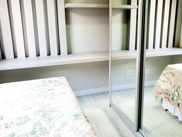 Apartamento de 2 dormitórios com uma suíte, 1 vaga coberta no Vila Fanny. Espaçosa sacada  - Foto 15