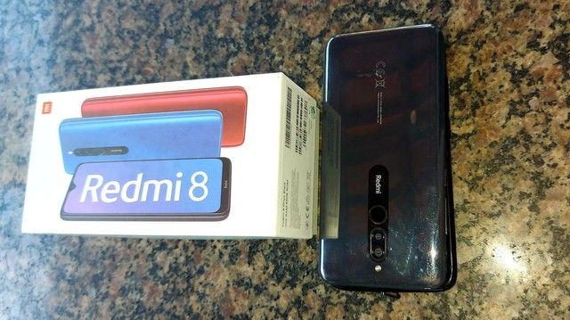 Redmi 8 Onyx Black 64 GB  - Foto 3