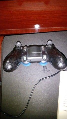 Controle PS 4 Steelf modelo Fortnite  - Foto 2