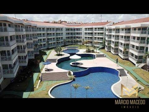Apartamento com 3 quartos à venda por R$ 460.000 - Porto das Dunas - Aquiraz/CE - Foto 15