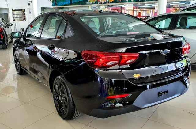 Chevrolet Onix Plus Midnight 1.0 2022 - Foto 11