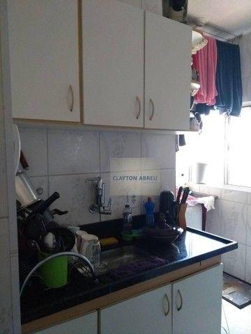 Apartamento com 2 dormitórios à venda, 59 m² por R$ 131.000,00 - Jockey - Vila Velha/ES - Foto 5