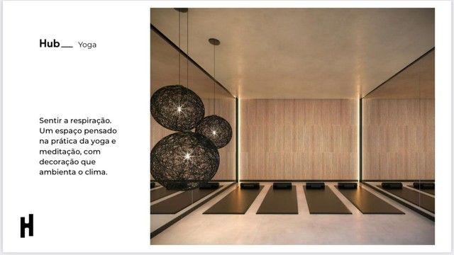 Compacto de luxo, 2 quartos com Varanda Gourmet, Ofurô e Churrasqueira. - Foto 18