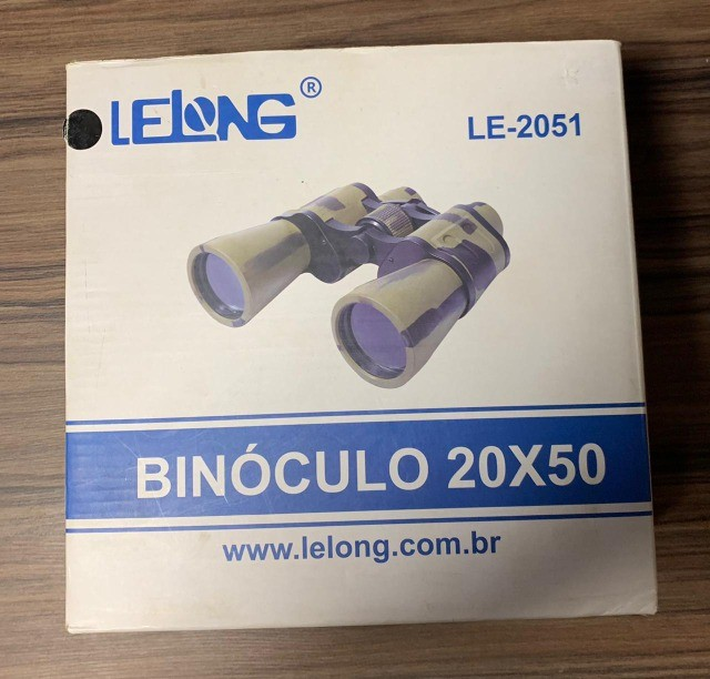 Binóculo 20x50