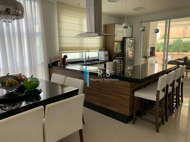 Casa com 4 dormitórios à venda, 440 m² por R$ 1.850.000,00 - Condomínio Reserva dos Vinhed - Foto 7