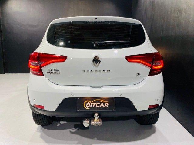 Sandero Zen 1.6 CVT Automático 2020 - Foto 7