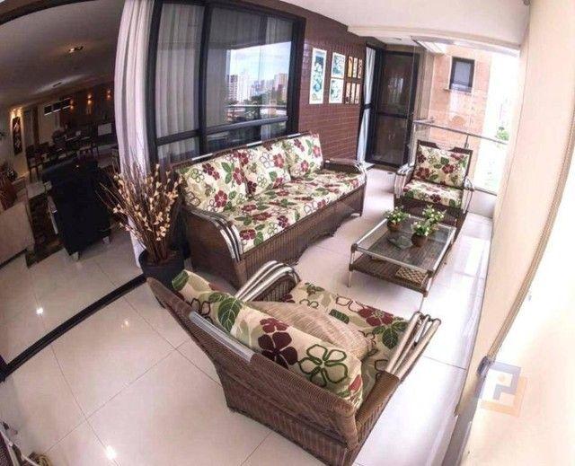Apartamento com 5 suítes e 4 vagas no Ed. Granada e Toledo no Guararapes - Foto 9