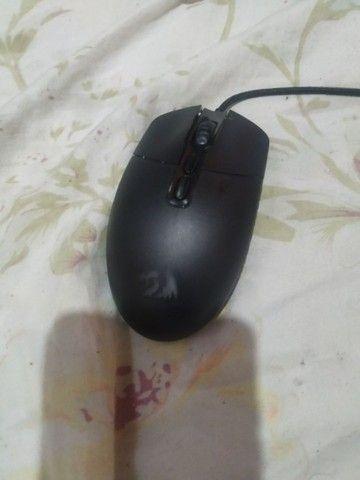Vendo kit teclado e mouse em ótimas condições. - Foto 4