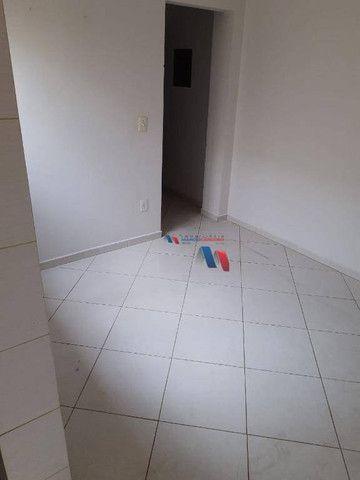 Edícula com 1 dormitório para alugar, 30 m² por R$ 800,00/mês - Vila Maceno - São José do  - Foto 16