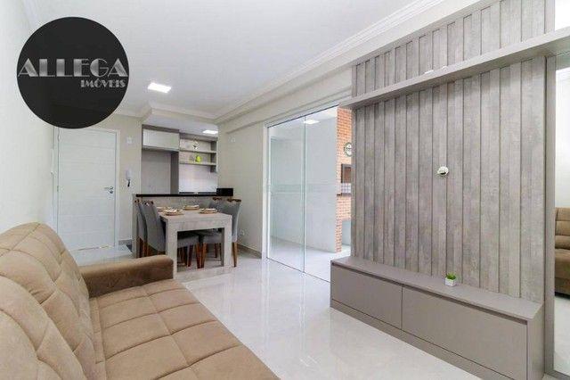Apartamento com 2 dormitórios à venda, 59 m² por R$ 364.000,00 - Fanny - Curitiba/PR - Foto 14