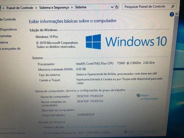 Notebook HP Compaq 15pol - Foto 5