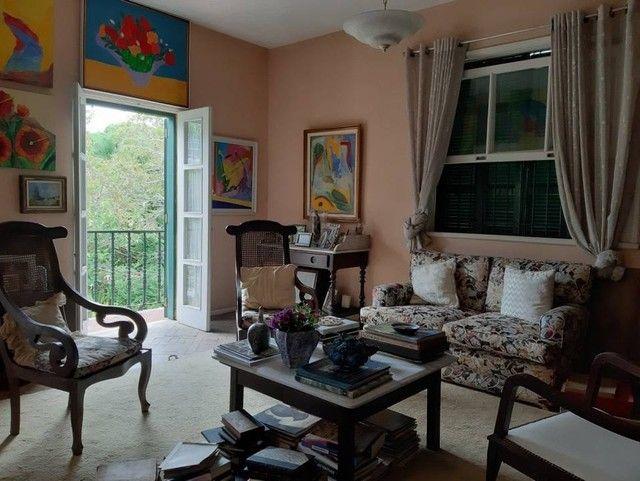 Casa para venda possui 420  metros quadrados com 5 quartos em Gávea - Rio de Janeiro -