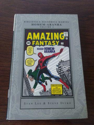 Biblioteca Histórica Marvel - Homem Aranha - Volume 1