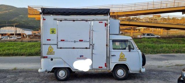 Vw kombi Food truck ano 1999 - Foto 4