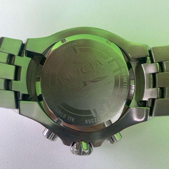 Relógio invicta luxo - Foto 2