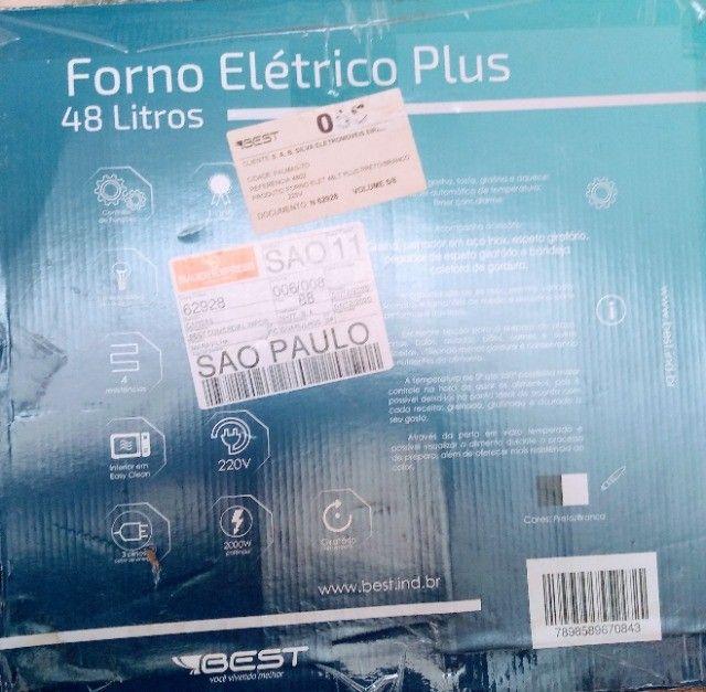 Forno elétrico Plus - Foto 3