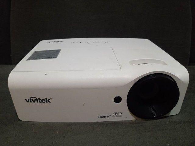 Projetor Vivitek (defeito) - Foto 5