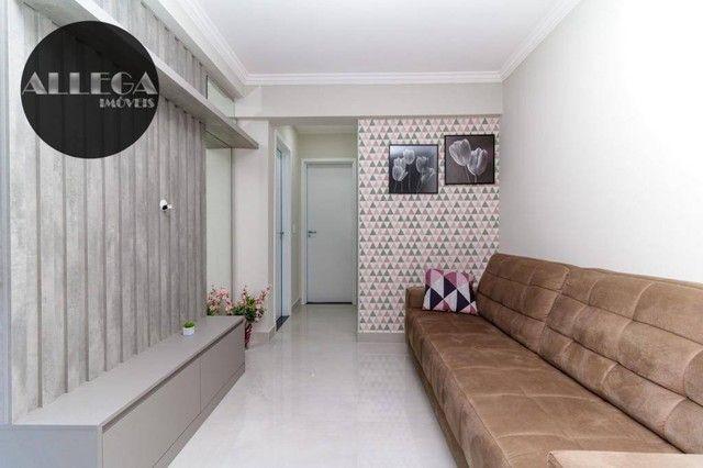 Apartamento com 2 dormitórios à venda, 59 m² por R$ 364.000,00 - Fanny - Curitiba/PR - Foto 11