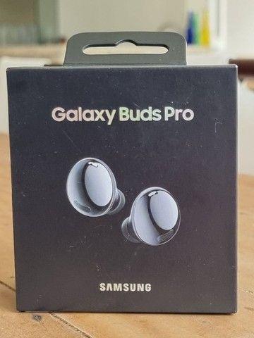 Galaxy Buds Pro Preto Lacrado