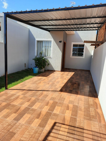 Vendo casa no Jardim Coopagro  - Foto 2
