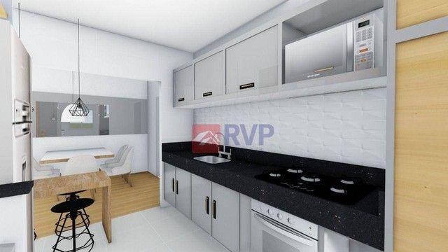 Apartamento com 3 dormitórios à venda por R$ 269.000,00 - Recanto da Mata - Juiz de Fora/M - Foto 5