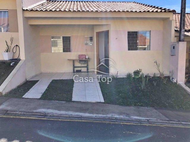 Casa à venda com 3 dormitórios em Rfs, Ponta grossa cod:4120