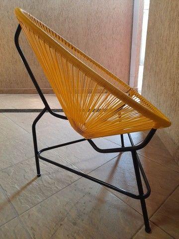 Vendo cadeira Acapulco nova - Foto 4