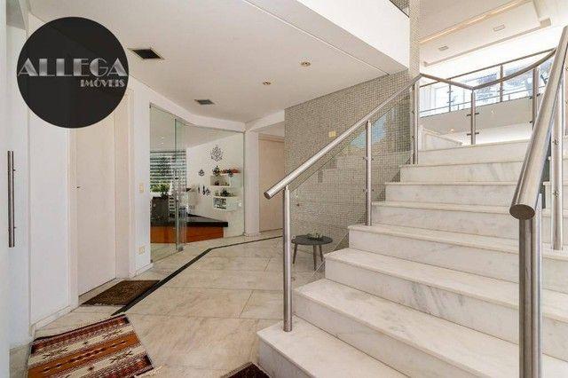 Casa com 5 quartos, 4 suítes, 2 piscinas privativas, à venda, 750 m² por R$ 4.400.000 - Ca - Foto 19