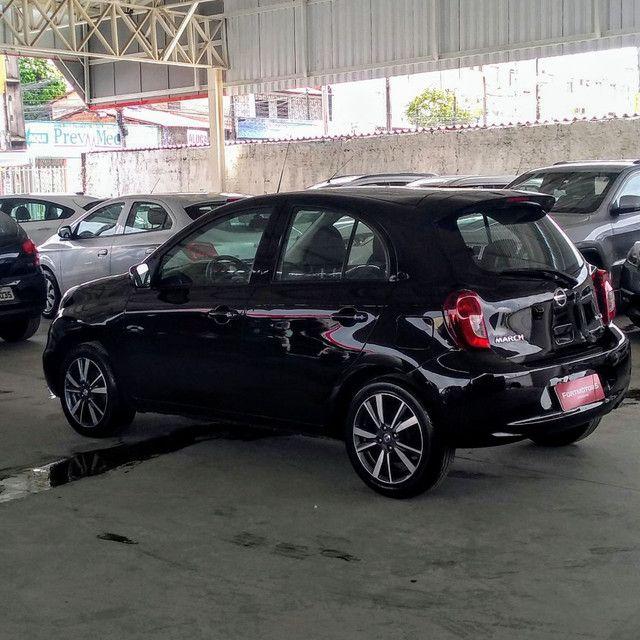 Nissan March 1.6 Sl CVT 2018/18 - Foto 19