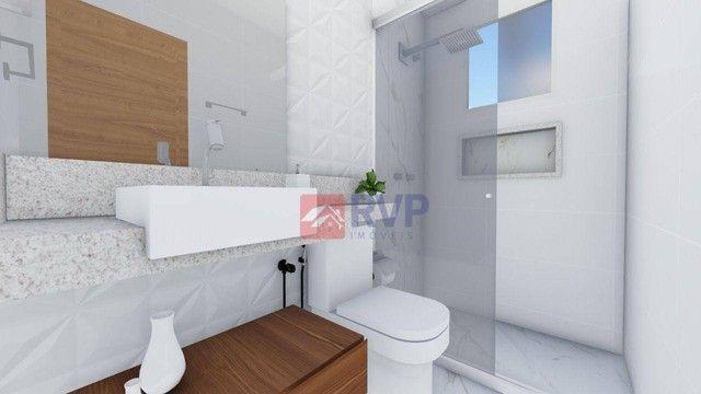 Apartamento com 3 dormitórios à venda por R$ 269.000,00 - Recanto da Mata - Juiz de Fora/M - Foto 7