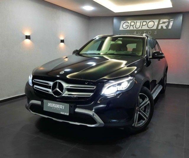 Mercedes - Benz GLC 250 Highway 4Matic- 2018/2018 - Veículo  com apenas 33.000km rodados