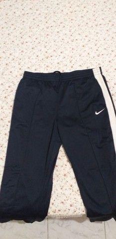 Conjunto Unissex Nike Original na embalagem calça + jaqueta - Foto 4