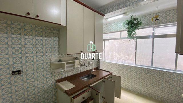 Vendo apartamento 1o. andar, frente, varanda, escada, 76m2 úteis, Campo Grande, Santos, SP - Foto 15