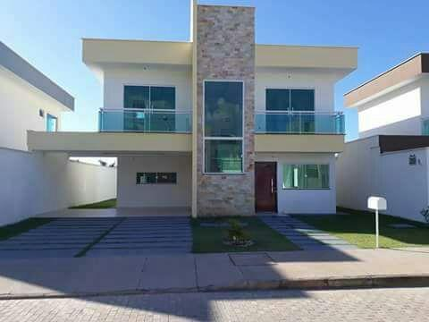 Casa duplex com 3 Suítes + DCE // Fino Acabamento // Últimas Unidades :| só 649.Mil |: