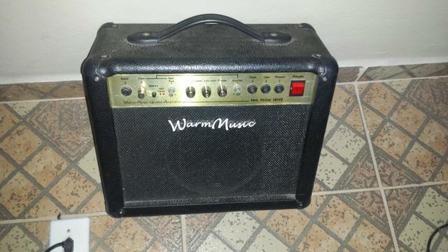 Cubo para guitarra Warm Music 20w top. Barato