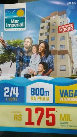 Apartamento Pituaçu/ Praia do Corsário 2/4