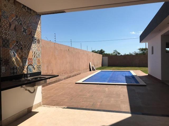 Casa a venda condomínio Alto da Boa Vista / 03 Quartos / Sobradinho DF / Suíte / Piscina / - Foto 15