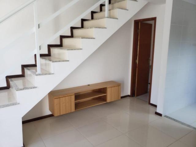 Casa duplex de primeira locação com 2 quartos e vaga em Itaiocaia Valley - Foto 10