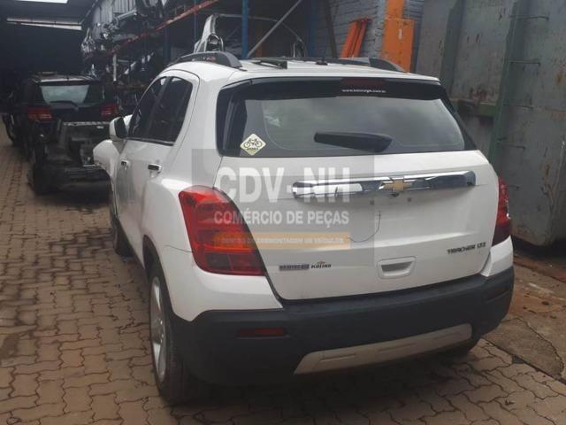 Sucata Chevrolet Tracker2015/16 144cv 1.8 Flex - Foto 3