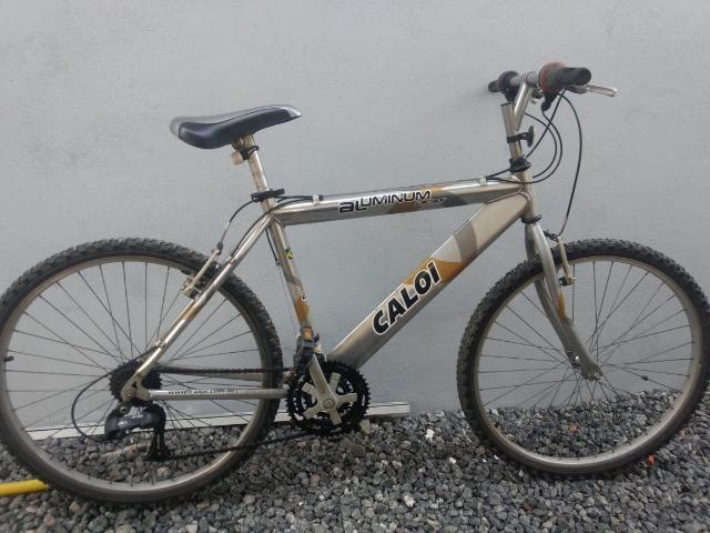 53504f5a7 Bicicleta Caloi Aluminum