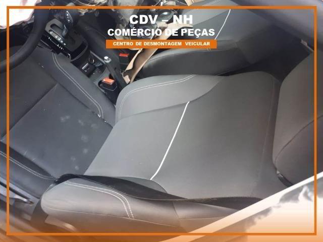 Sucata Ford Fiesta 2017 1.6 128cv Flex - Foto 4